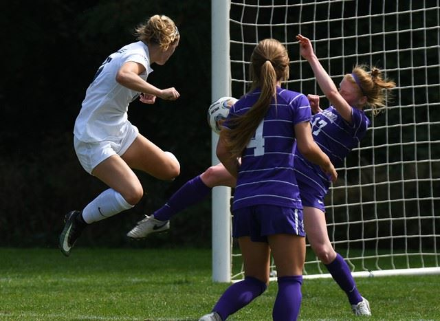 Blues Fall In Double Overtime To Carroll College Whitman