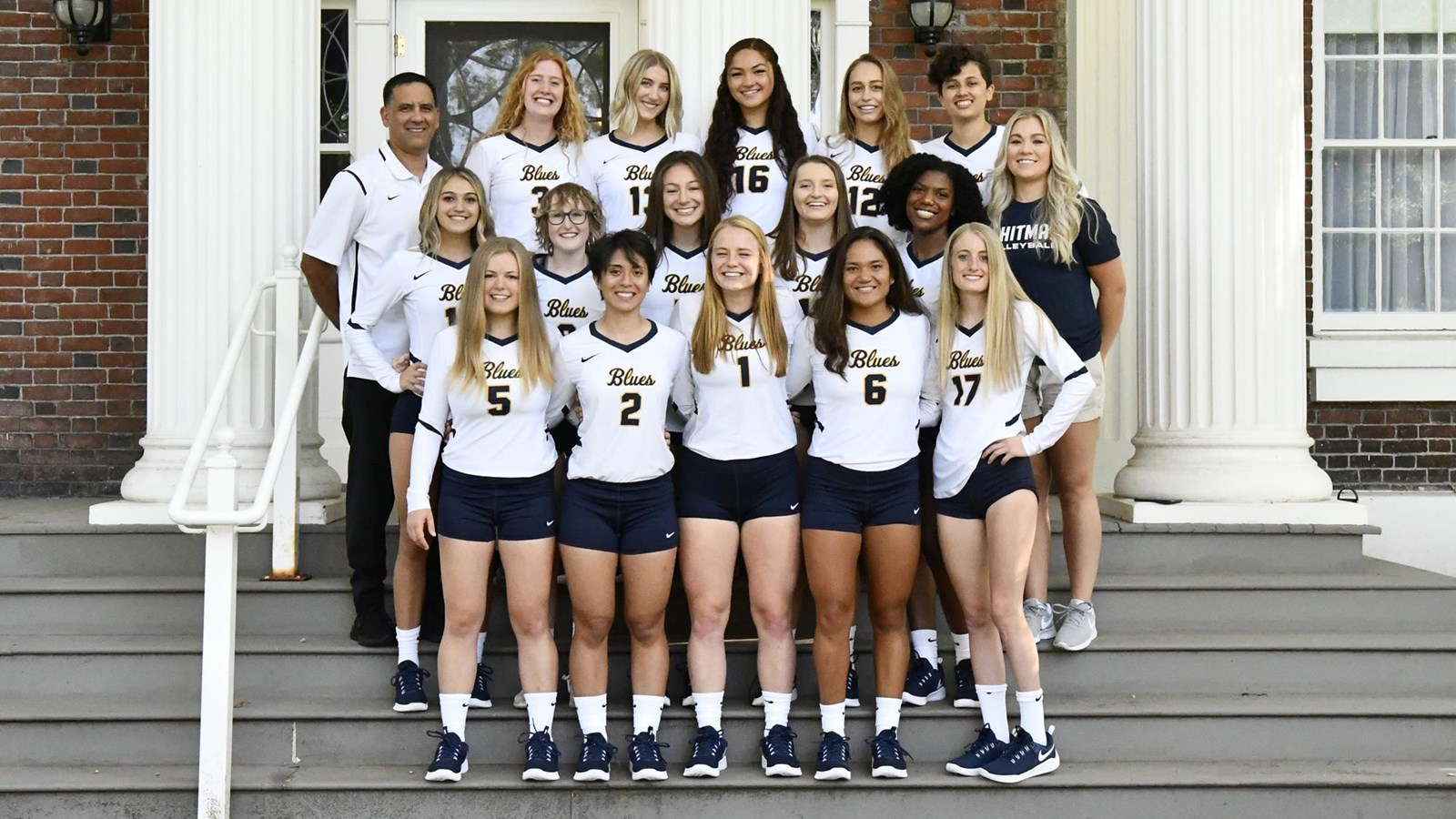 2019 Volleyball Roster Whitman College Athletics